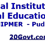 JIPMER Recruitment 2018 — Walk in for Faculty Vacancies